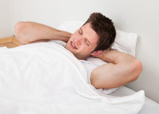 Man Suffering From Neckache