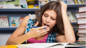 are you not as effective as ypu could be due to tiredness
