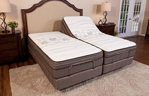 adjustable mattress - Adjustable Mattress Base