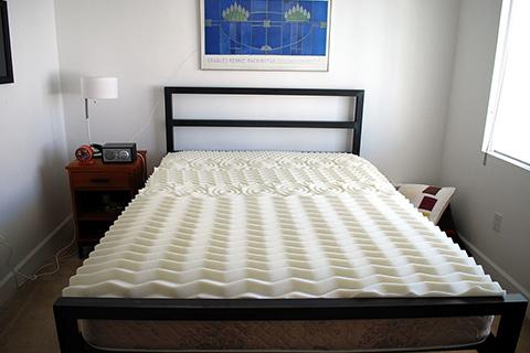 Coolest Memory Foam Mattress
