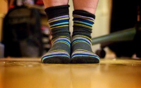 some socks