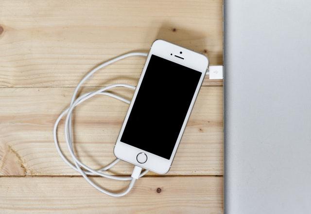 Apple iphone smartphone